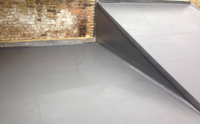 GRP Flat Roofing London